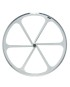 SIX SPOKE BRN ALLOY WHEEL – 8 colors / front and rear